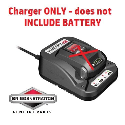 Savers Briggs & Stratton InStart IS LithiumION BATTERY-CHARGER 593576 - A460