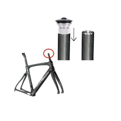 New Cycling Mountain Road Bike Bicycle Headset Star Nut for Fork 1-1//8 Inch