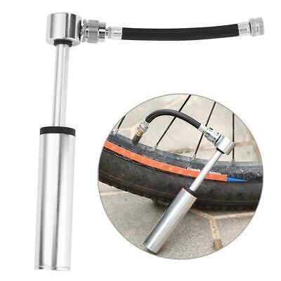 Aluminum Alloy Mini Bike Pump Hand Air Pump MTB AV//FV Ball Tire Inflator  #26