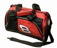 Dale Earnhardt Jr 8 Budweiser Gym Bag