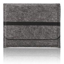 """kwmobile Laptop Sleeve Filz Dunkelgrau für Sony VAIO Duo 13,3"""" Notebook Tasche"""
