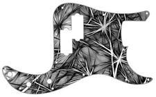 P Bass Precision Pickguard Custom Fender 13 Hole Guitar Pick Guard Texture 3