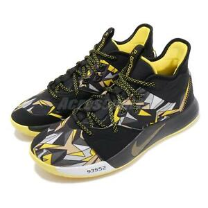 pretty nice 3da47 15fac Details about Nike PG 3 EP III Paul George Mamba Mentality Men Basketball  Shoes AO2608-900