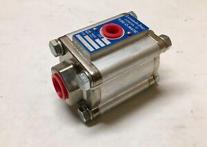 No - TUBE-O-MATIC SOLENOID VALVE LEXAIR Inc C310208-250 p.s.i - NEW
