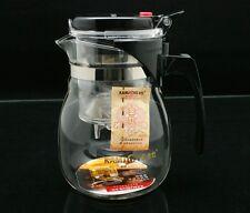 *Glass Tea Pot*Kamjove TP-757 Gongfu Auto-open Art Tea Cup 700ml Free Shipping!!