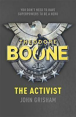1 of 1 - **NEW PB** Theodore Boone: The Activist by John Grisham (Paperback, 2014)