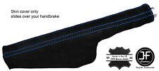BLUE STITCH SUEDE HANDBRAKE GAITER FITS AUDI TT 1998-2006