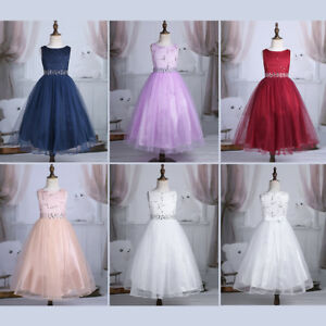 Flower-Girl-Dresses-Baby-Princess-Party-Wedding-Sequin-Tutu-Dress-Tulle-Gown