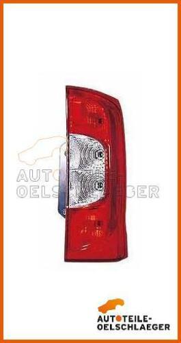 Queue lumière feu arrière droit Fiat Fiorino BJ 08