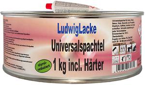 Universal Spatule & PLUS DUR 1 kg mastic