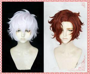 For-Cosplay-Game-Asla-Julian-Arcanum-White-Brown-Short-Hair-Costume-Full-Wig