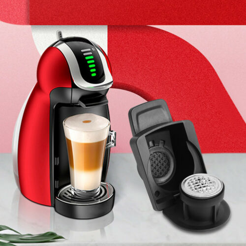 Coffee Capsule Conversion Adapter for Nespresso Compatible with Dolce Gusto