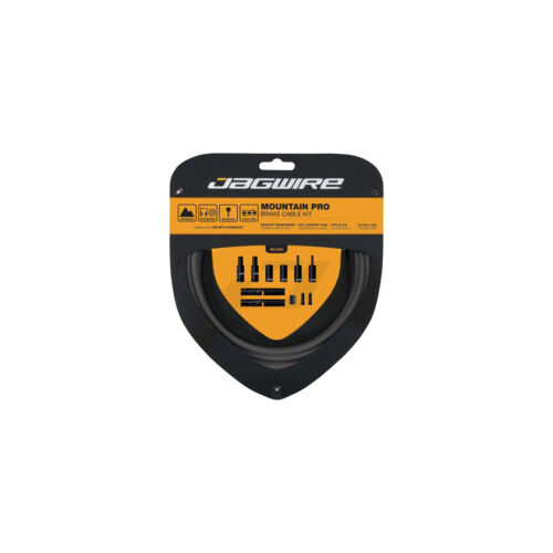 Ice Gray Jagwire Pro Brake Cable Kit Mountain SRAM//Shimano