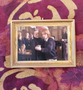 Harry Potter Minerva McGonagall Sherbet Lemon Christmas Ornament//Magnet//DHM