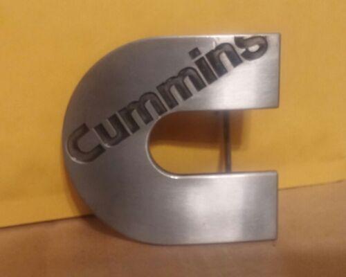 CUMMINGS /'C/' BELT BUCKLE NEW