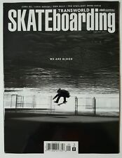 Transworld Skateboarding We Are Blood Ron Deily Cons Oz Sep 15 FREE SHIPPING JB