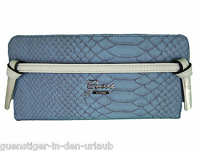 Diverse Brieftasche Portemonnais Damen blau NEU
