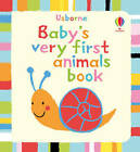 Baby's Very First Book of Animals by Jenny Tyler (Board book, 2008)