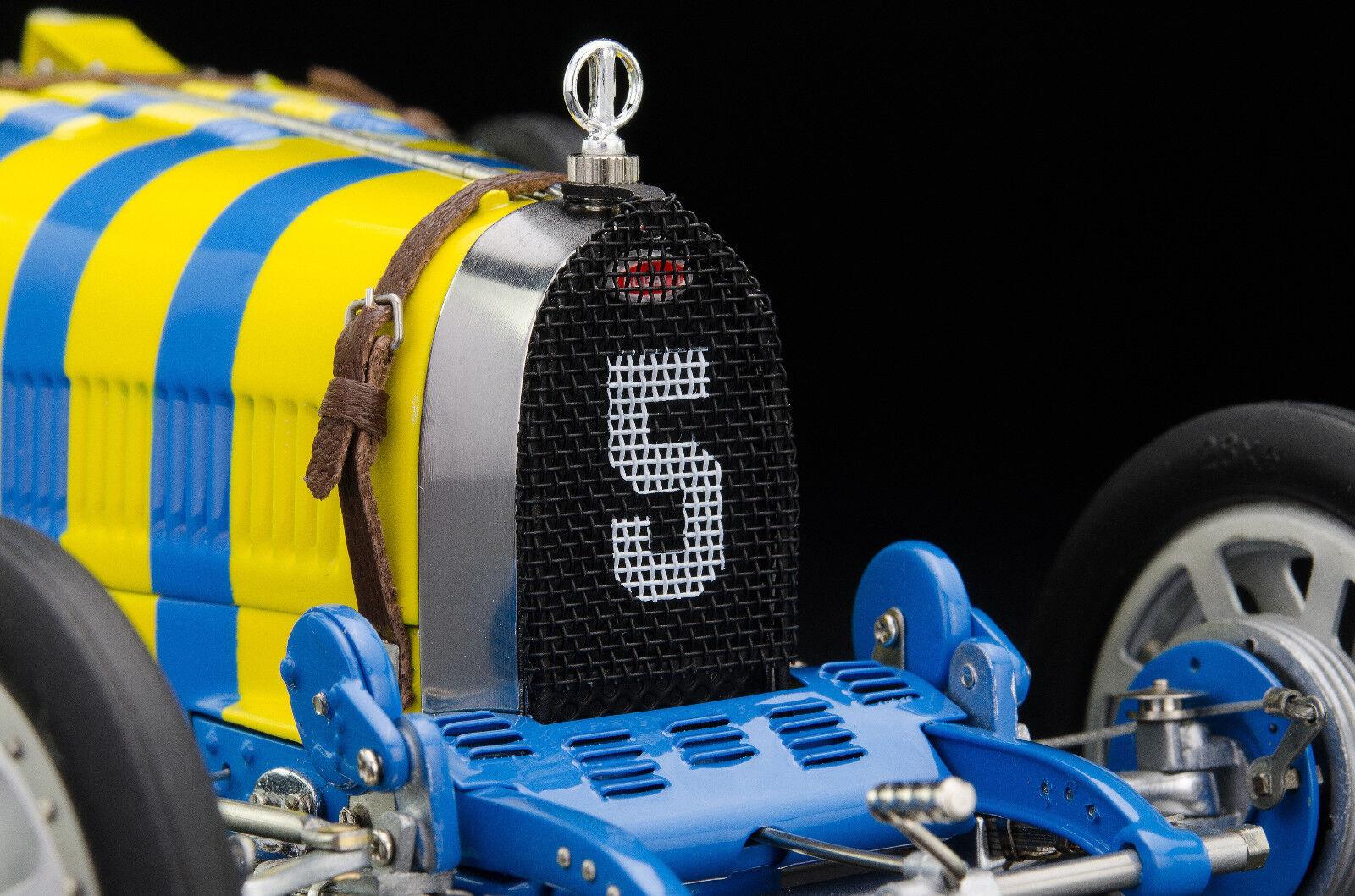 Bugatti t35 nazione color Project-Svezia  5 le 500 St. CMC m-100 011