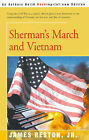 Sherman's March and Vietnam by James Reston (Paperback / softback, 2000)