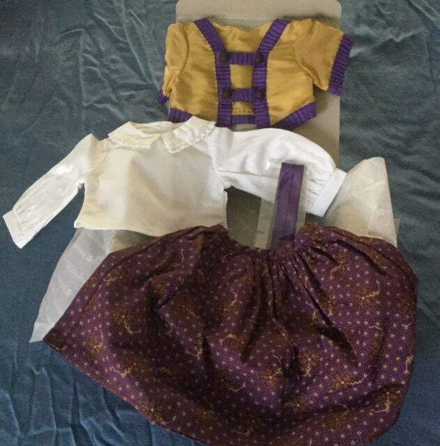 """American Girl CECILE PARLOR OUTFIT for 18/"""" Doll Marie-Grace Retired Clothes NEW"""