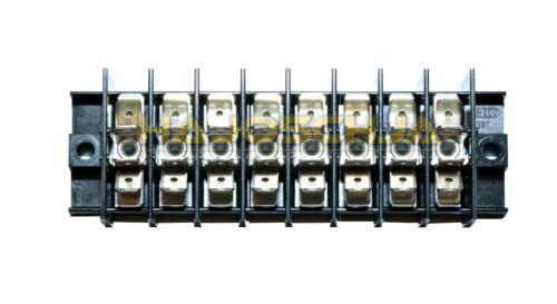 48-fach Stromverteiler Masseverteiler Massestern Strom Verteilerblock Boot Womo