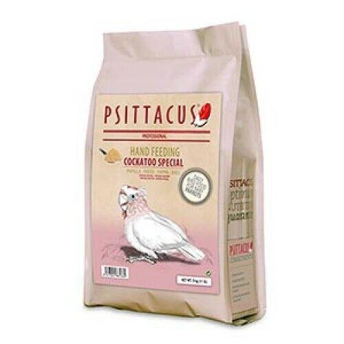 PSITTACUS COCKATOO SPECIAL HAND-FEEDING - 5KG