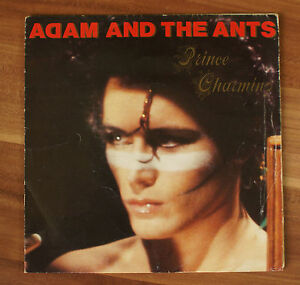 Single-7-034-VINYL-Prince-charmino-Adam-and-the-Ants-1981-TOP