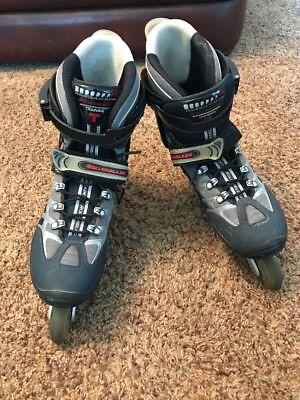 10eBay Mens Inline Evo ALU Rollerblades Training Skates Sz Progressive 08 Fit US TOPZkXiu