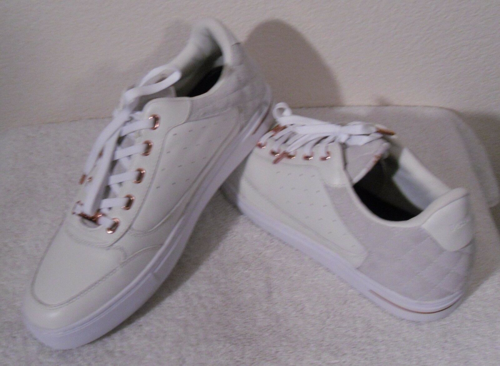 NEW Mayven X Madden Shoes Venturre Uomo Fashion  Shoes Madden 12 White MSRP 150 046926