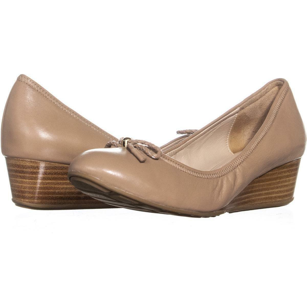 Cole Haan Tali Grand Lace Wedge Wedge Wedge Pumps 889, Maple Sugar, 6.5 UK 0dfdb6