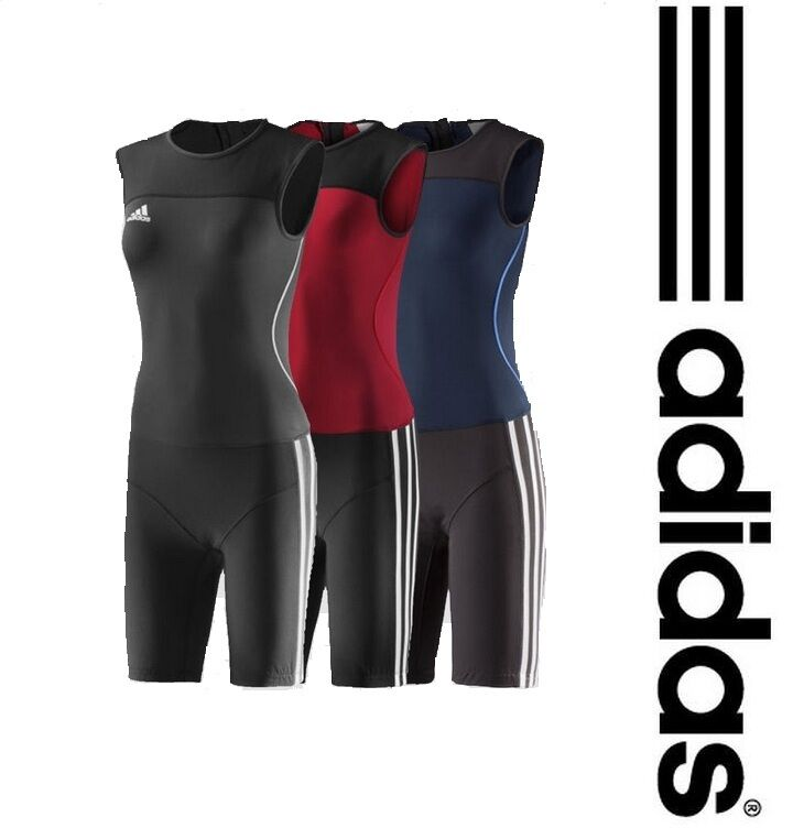 Adidas Women's Weightlifting Singlets  WLCL Powerlifting Suit  more order