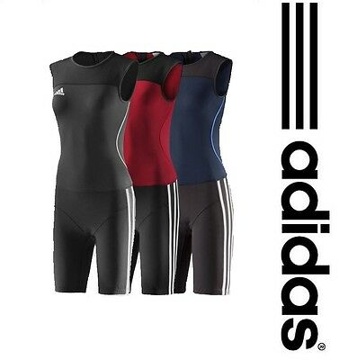 adidas Women/'s Weightlifting Singlets WLCL Powerlifting Suit