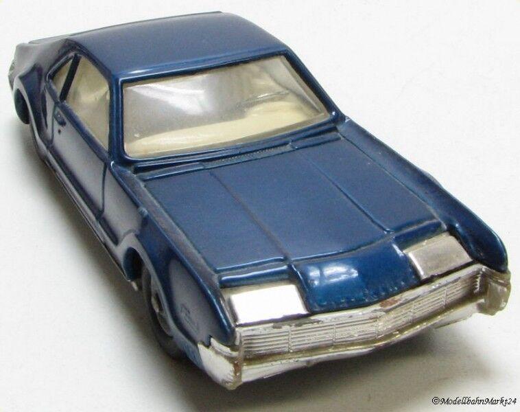 CORGI toys oldsmobile tornado bleu échelle dans 1 43