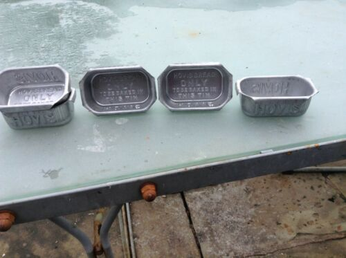 5 mini  hovis tins never been used free postage in england