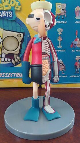 "BARNACLE BOY SPONGEBOB SQUAREPANTS 4/"" Freeny/'s Hidden Dissectibles Figure"