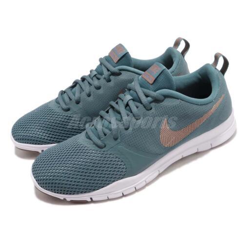 Celestial 924344 Flex Women Teal 400 Nike Shoes Training Essential Cross Wmns Tr gv655AWIq
