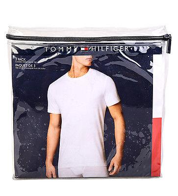 Tommy Hilfiger Unterhemd Shirt T-Shirt weiß 3er Pack
