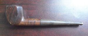 "Vintage Frank Italian Briar Estate Pipe 5 1/2"" Long"