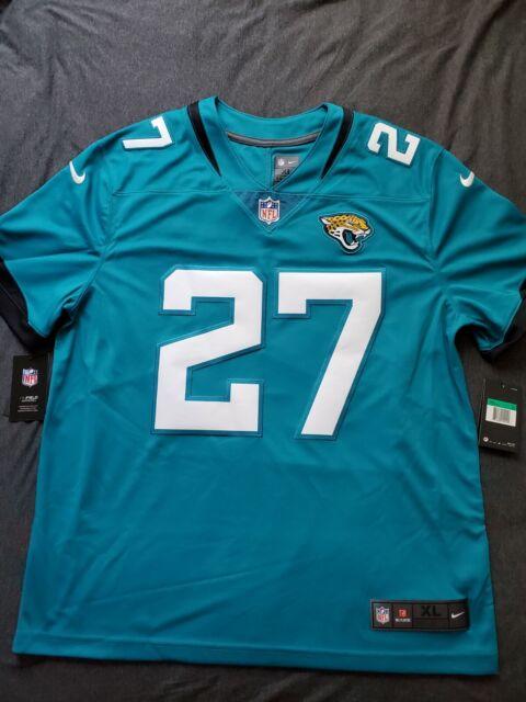 Authentic Jacksonville Jaguars Leonard Fournette Nike Stitched Jersey 3xl