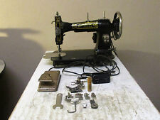 Antique 1920 WHITE SEWING MACHINE CO. Family Rotary Sewing Machine  Tested&Works