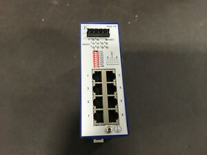 Hirschmann RS2-TX Rail Switch, 24vdc, Industrial Control Equipment, warranty