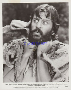 RINGO STARR IN CAVEMAN ORIGINAL 1980 8X10 PHOTO   eBay