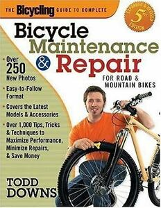 Bicycling-Magazine-039-s-Complete-Guide-to-Bicycle-Maintenance-and-Repair-For-Road