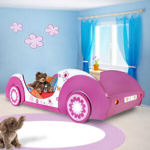 Letto Singolo Per Bambina.Dettagli Su Letto Singolo Bambina Cameretta Lettino Cameretta Butterfly 200x90 Rete Doghe