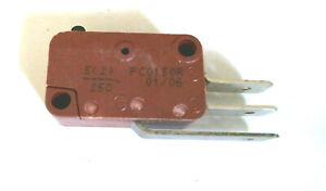 MS386 Micro-switch METALFLEX MS-386 T125 niveau eau lave vaisselle FAGOR