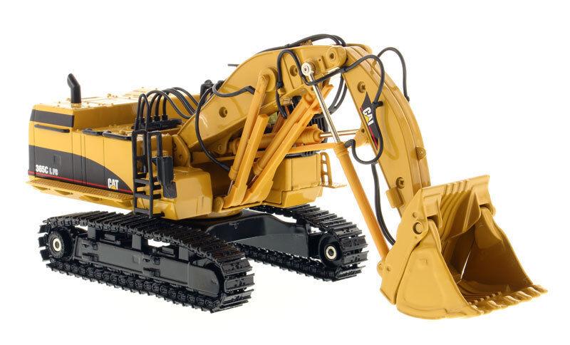 Diecast Escala 1 50 Modelo De Gato Pala Frontal 365C-Core Classics Series Caterpillar