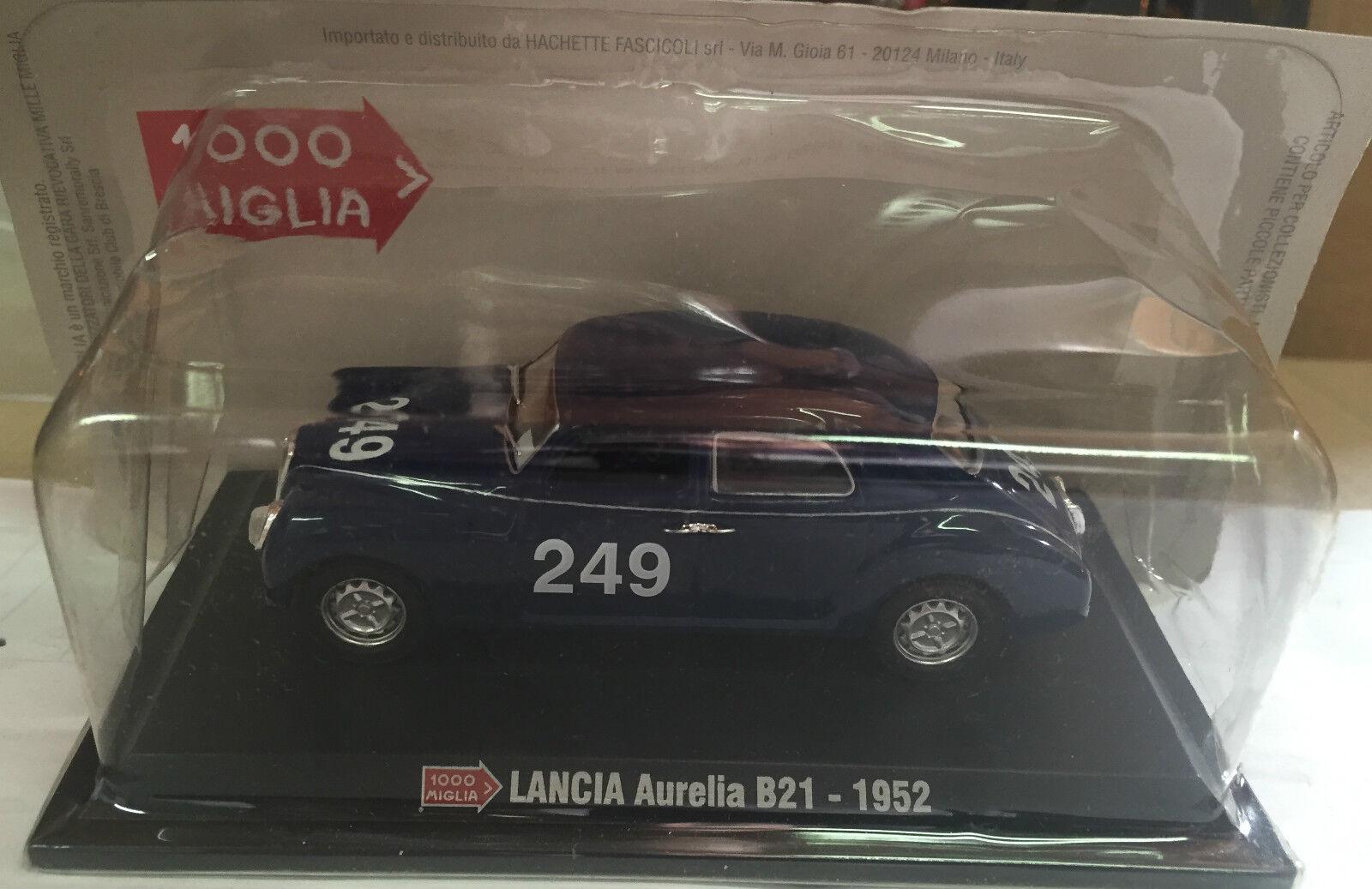 MUERE EL MOLDE 1000 1000 1000 MIGLIA   LANCIA AURELIA B21 - 1952   + CAJA 2 ESCALA 1 43 443305
