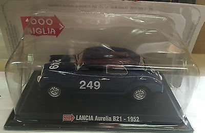 "Toys & Hobbies Die Cast 1000 Miles "" Lance Aurelia B21-1952 "" BoÎte 2 Scala 1/43 To Have A Long Historical Standing Diecast & Toy Vehicles"