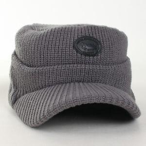 Golf Visor Cap Driving Hunting Hat Cover Ear flap Hunting Trooper ... 656b931a2894